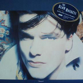 The Blow Monkeys - She Was Only A Grocer's Daughter (LP, Album)