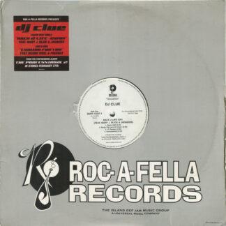 DJ Clue - Back 2 Life 2001 (12