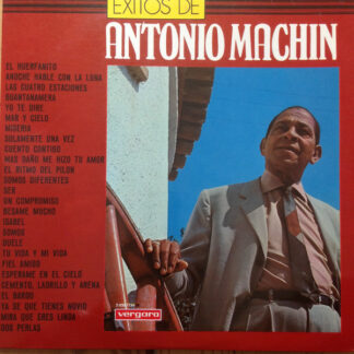 Antonio Machín - Exitos De Antonio Machín (2xLP, Comp, RE)