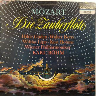 Mozart*, Hilde Güden, Walter Berry, Kurt Böhme, Wiener Philharmoniker, Karl Böhm - Die Zauberflöte (LP, RE)