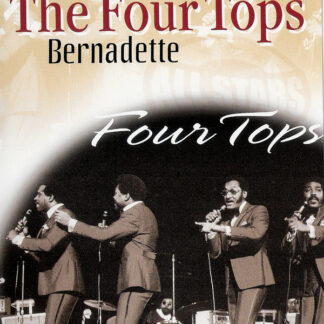 The Four Tops* - Bernadette (DVD-V, PAL)