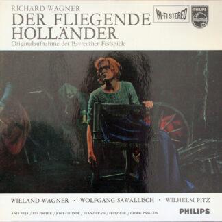 Richard Wagner - Der Fliegende Holländer (LP)