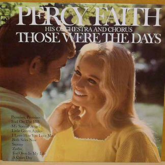 Percy Faith His Orchestra And Chorus* - Those Were The Days (LP, Album)