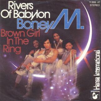 Boney M. - Rivers Of Babylon / Brown Girl In The Ring (7
