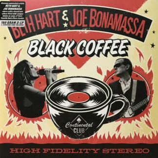 Beth Hart & Joe Bonamassa - Black Coffee (2xLP, Album, 180)