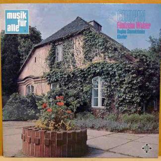 Regina Smendzianka - Chopin - Fünfzehn Walzer (LP)