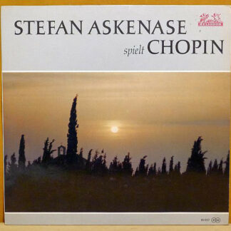Stefan Askenase Spielt Chopin* - Stefan Askenase Spielt Chopin (LP, Album)
