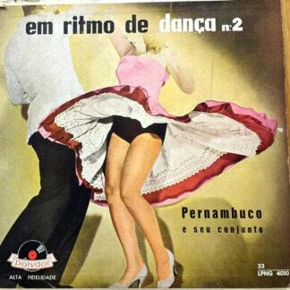 Pernambuco E Seu Conjunto* - Em Ritmo De Dança Vol 2  (LP, Album)