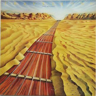 John Williams (7) - Travelling (LP, Album)