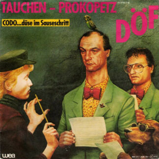 Tauchen - Prokopetz* / DÖF - Codo...Düse Im Sauseschritt (7