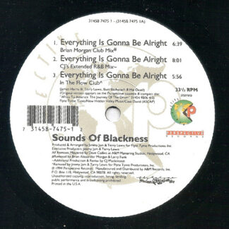 Sounds Of Blackness - Everything Is Gonna Be Alright (12
