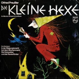 Otfried Preußler - Die Kleine Hexe (LP, RE)