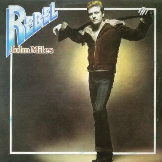 John Miles - Rebel (LP, Album)