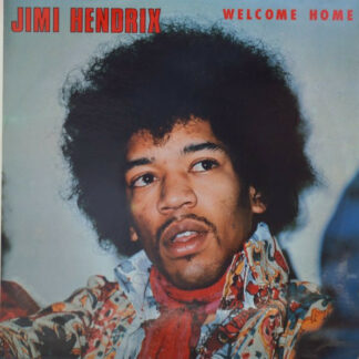 Jimi Hendrix - Welcome Home (LP, Album)
