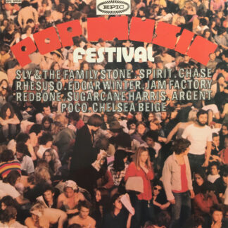 Various - Epic Pop Music Festival (LP, Comp)