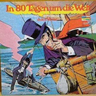 Jules Verne (3) - In 80 Tagen Um Die Welt (LP)