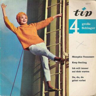 Tony Tornado* / Belinda Uhl - 4 Große Schlager (7