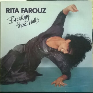 Rita Farouz* - Breaking Those Walls (LP, Album)