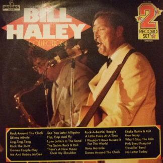 Bill Haley - The Bill Haley Collection (2xLP, Comp)