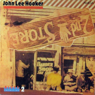 John Lee Hooker - Blues Collection 2 (LP, Album, RE)