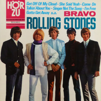 The Rolling Stones - Bravo (LP, Comp)