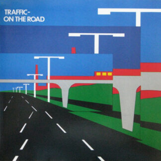 Traffic - On The Road (2xLP, Album, Gat)