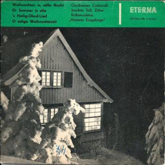 Geschwister Caldarelli, Joachim Süß, Volksmusiktrio
