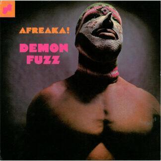 Demon Fuzz - Afreaka! (LP, Album, RE)