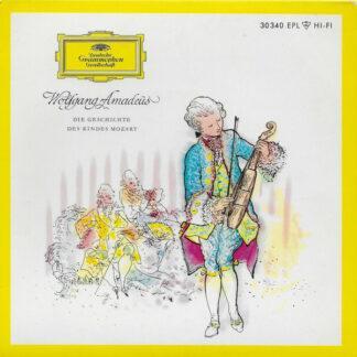 Wolfgang Amadeus Mozart - Die Geschichte Des Kindes Mozart (7
