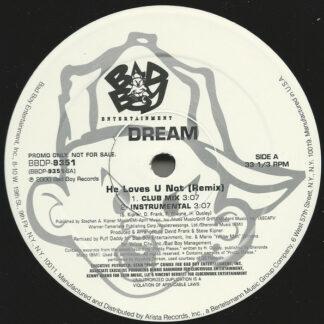 Dream - He Loves U Not (Remix) (12