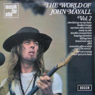 John Mayall - The World Of John Mayall Vol.2 (LP, Comp)