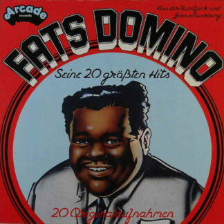 Fats Domino - Seine 20 Größten Hits (LP, Comp)