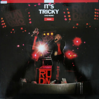 Run-D.M.C.* - It's Tricky (And More) (Remix) (12