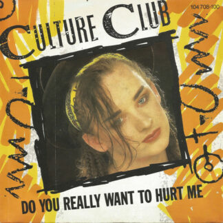 Culture Club - Do You Really Want To Hurt Me (7