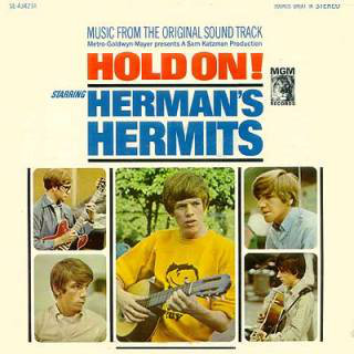 Herman's Hermits - Hold On! (LP)