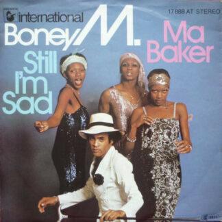 Boney M. - Ma Baker / Still I'm Sad (7