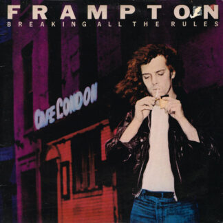 Frampton* - Breaking All The Rules (LP, Album)