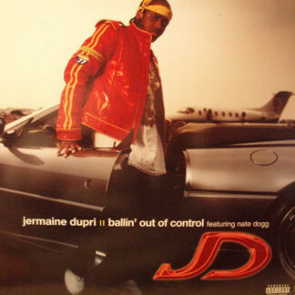 Jermaine Dupri - Ballin' Out Of Control (12
