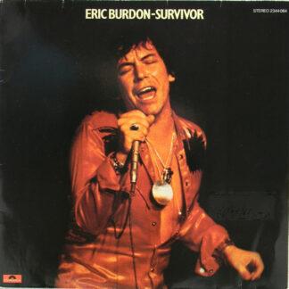 Eric Burdon - Survivor (LP, Album)
