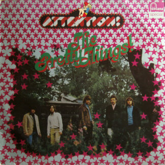 The Pretty Things - Attention! The Pretty Things! (LP, Comp)