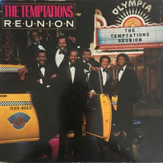 The Temptations - Reunion (LP, Album)