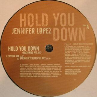 Jennifer Lopez - Hold You Down (12