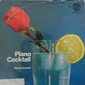 Michael Danzinger - Piano Cocktail  XII - Blumen Cocktail (10
