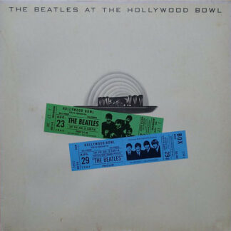 The Beatles - The Beatles At The Hollywood Bowl (LP, Album, Gat)