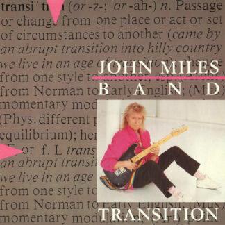 John Miles Band - Transition (LP, Album)