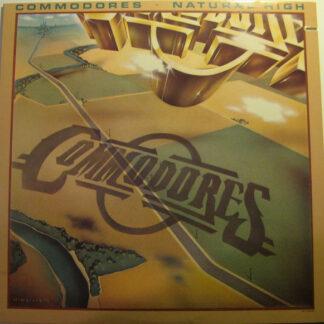 Commodores - Natural High (LP, Album)
