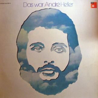 André Heller - Das War A. H. (LP, Album)