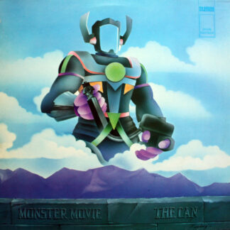 The Can* - Monster Movie (LP, Album, RE)