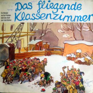 Erich Kästner - Das Fliegende Klassenzimmer  (LP, RE)