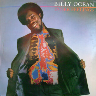Billy Ocean - Inner Feelings (LP, Album)